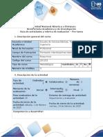 Guía de actividades y rúbrica de evaluación - Pre-tarea (1)