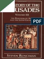 Steven Runciman - A History of the Crusades.epub