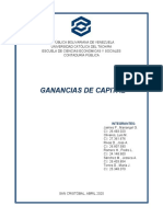 TRABAJO GANANCIAS DE CAPITAL (TRIBUTACION).docx