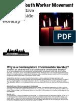 ContemplativeChristmas-YouthWorkerMovement