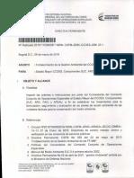 DIRECTIVA PERMANENTE FORTALECIMIENTO GESTION AMBIENTAL CCOES 2016-03-18 (2).pdf