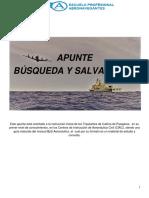 Busqueda y salvamento v2.2019