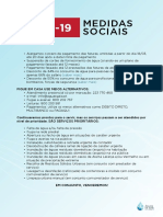 coronavirus medidas sociais
