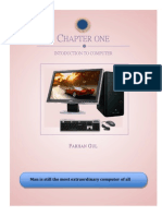 Introduction to Computer by Farhan Gul