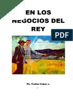 EN LOS NEGOCIOS DEL REY