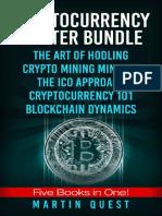 Cryptocurrency master bundle - Martin Quest (2018) (libro)