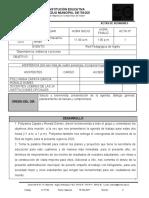 IC-FT-06 ACTA DE REUNIONES