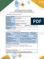Guía de actividad y Rubrica de Evaluacuión-Fase 4 - Informe Psicológico y de contextos.docx