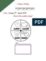 1er  GRADO CLASE 2 INGLES.pdf