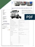 Ficha técnica del camión Volkswagen Worker 17-250 Euro III.pdf