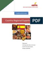 Cozinha Regional Espanhola