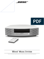 Bose Wave Manual