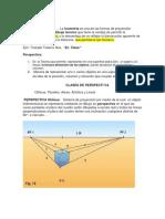 ISOMETRÍA Y PERSPECTIVA1