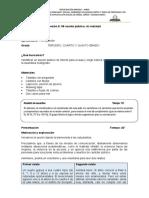 SESION 0 - ASUNTO PUBLICO 3º - 4º y 5º GRADO - JEC