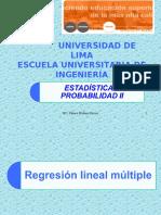 Regresión lineal multiple 01