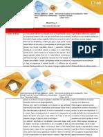 Matriz; Fase 2 - Caracterización del caso 1