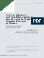 Análisis de datos para e-commers