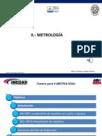 Presentaciòn de Metrologìa 2017