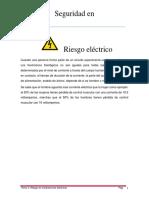 seguridad en riesgo electrico 2020