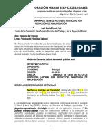 MODELO DEMANDA CESE HOSTILIDAD REDUCCIÓN REMUNERACIÓN - AUTOR JOSÉ MARÍA PACORI CARI.docx
