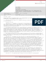 Ley de Reajuste 2010
