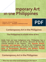 contemporary arts in the philippines chapter 2 lesson 2