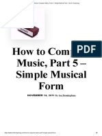 How to Compose Music, Part 5 – Simple Musical Form - Art of Composing.pdf