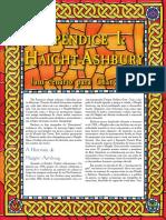 Apêndice 1 - Haight Ashbury