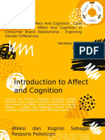 Introduction to Affect and Cognition