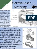 Selective Laser Sintering-BrianReniker