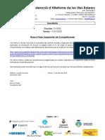 C23 2020 Ampliación Plazo Suspensión Competiciones