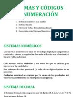 02. SISTEMAS Y CÓDIGOS DE NUMERACIÓN