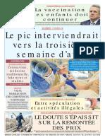 Journal Le Soir dAlgerie 12.04.2020