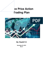 Forex Price Action Trading Plan - Rev 0