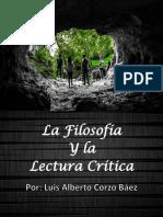 MODULO N° 1 DE LECTURA CRITICA Y FILOSOFIA