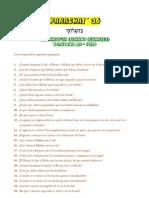 Parashat  Adolecentes No 36