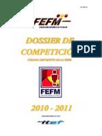 2010-11 Código Deportivo M10.2