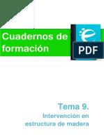 Tema 9. Módulo I. Intervención en Estructuras de Madera.pdf