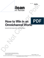 Week 6 DDG Article how to win in omni channel world