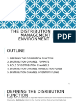 Week 3 DDG The Distribution Management Environment.pptx