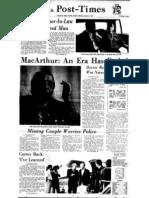 John Donald MacArthur obituary