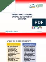Código de colores y señalización MVD-2020