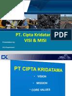 CK - Core Values