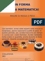 MISURE DI MASSA .ppsx