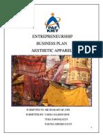 Aesthetic apparel Business Plan.pdf
