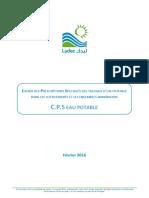 5-CPS Eau potable_version n° 3 - Février 2016
