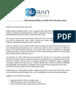NuRAN_to_Present_its_Multi_Standard_Platform_at_MWC_2019_-_final