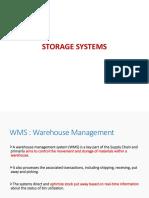 5.NOTES  WM Storage Systems