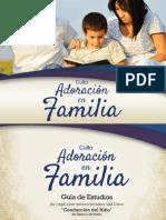 LA FAMILIA, ADORACION