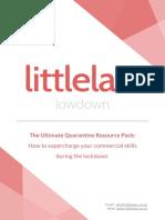 LittleLaw Lowdown - The Ultimate Quarantine Resource Pack